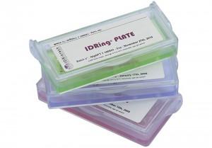 IDRing plates VBR